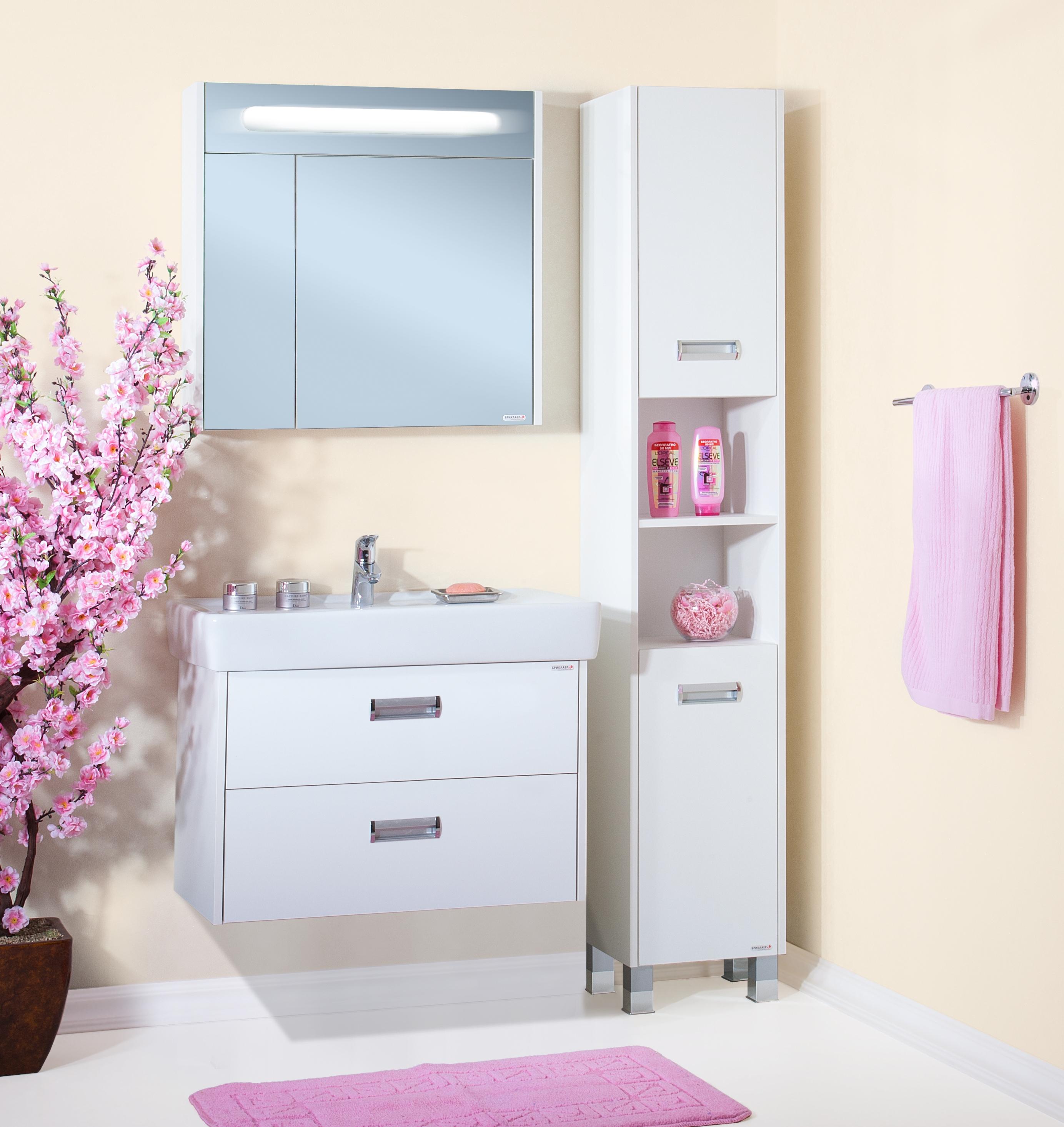 Мебель для ванной бриклаер палермо 55